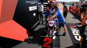 Michael Vd Mark, Pata Yamaha Official WorldSBK Team, Algarve RAC2