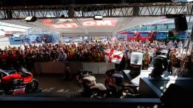 WorldSBK, Algarve Sunday