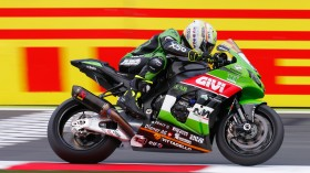 Anthony West, Kawasaki Puccetti Racing, Magny-Cours FP2