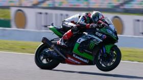Jonathan Rea, Kawasaki Racing Team, Magny-Cours FP2