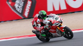 Eugene Laverty, Milwaukee Aprilia, Magny-Cours FP2