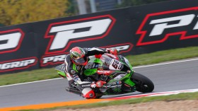 Tom Sykes, Kawasaki Racing Team, Magny-Cours FP2