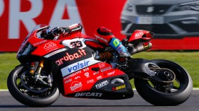 Marco Melandri, Aruba.it Racing - Ducati, Magny-Cours FP2