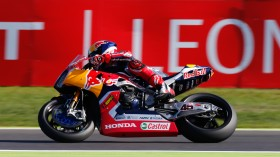 Jake Gagne, Red Bull Honda World Superbike Team, Magny-Cours FP2
