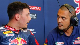 Davide Giugliano, Red Bull Honda World Superbike Team, Magny-Cours FP2