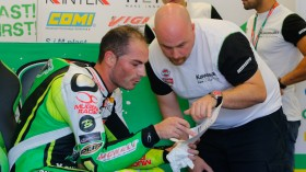 Roman Ramos, Team Kawasaki Go Eleven, Magny-Cours FP2