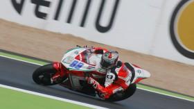 PJ Jacobsen, MV Agusta Reparto Corse, Magny-Cours FP2