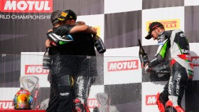 Jonathan Rea Tom Sykes, Magny-Cours RAC1