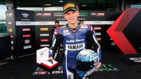 Niki Tuuli, Kallio Racing, Magny-Cours SP2