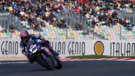 Alex Lowes, Pata Yamaha Official WorldSBK Team, Magny-Cours RAC1
