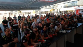 WorldSBK, Magny-Cours Paddock Show