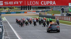 WorldSBK Magny-Cours RAC1