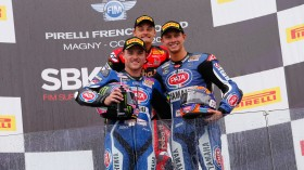 WorldSBK Magny-Cours RAC2