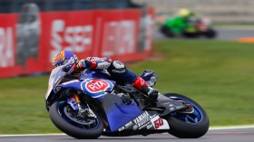 Michael van der Mark, PATA Yamaha Official WorldSBK Team, Magny-Cours RAC2