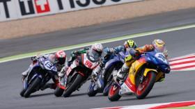Borja Sanchez, Halcourier Racing, Magny-Cours RAC