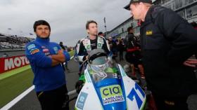 Christoffer Bergman, CIA Landlord Insurance Honda, Magny-Cours RAC