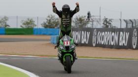 Jeremy Guarnoni, Pedercini Racing Kawasaki, Magny-Cours RAC