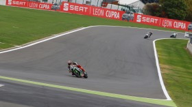 Tom Sykes, Kawasaki Racing Team, Magny-Cours RAC2