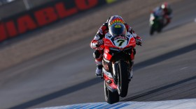 Chaz Davies, Aruba.it Racing - Ducati, Jerez FP2