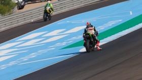 Jonathan Rea, Kawasaki Racing Team, Jerez FP2