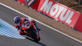Marco Melandri, Aruba.it Racing - Ducati, Jerez FP2