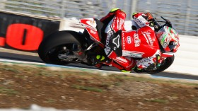 Lorenzo Savadori, Milwaukee Aprilia, Jerez FP2