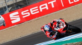 Marco Melandri, Aruba.it Racing - Ducati, Jerez FP2