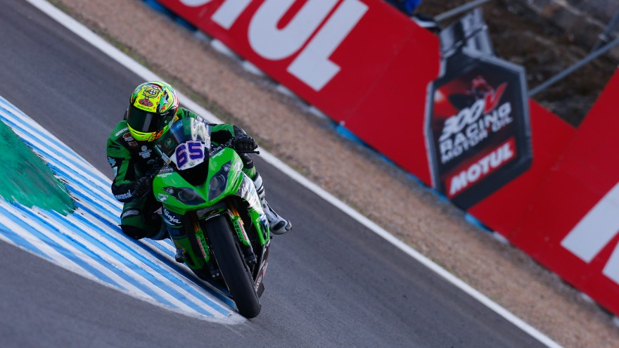 Michael Canducci, 3570 Puccetti Racing FMI, Jerez FP2