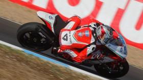 PJ Jacobsen, MV Agusta Reparto Corse, Jerez FP2