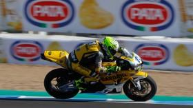 Christian Gamarino, BARDAHL EVAN BROS. Honda Racing, Jerez FP2