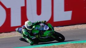 Anthony West, Kawasaki Puccetti Racing, Jerez SP2