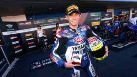 Federico Caricasulo, GRT Yamaha Official WorldSSP Team, Jerez SP2