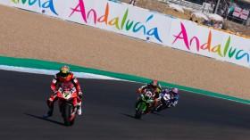 Chaz Davies, Aruba.it Racing - Ducati, Jerez RAC1