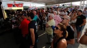 WorldSBK, Jerez Paddock Show