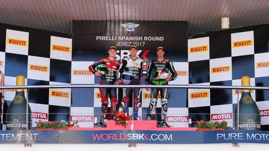 Markus Reiterberger, Van Zon Remeha BMW, Jerez RAC