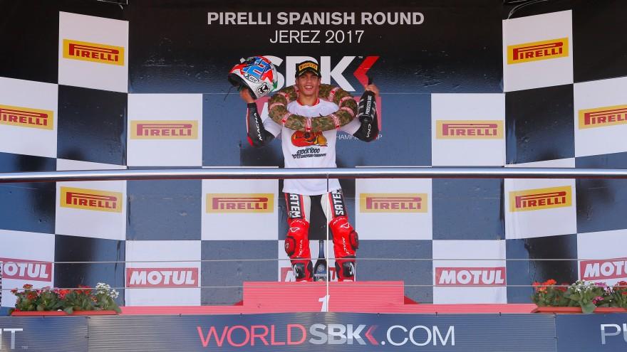 Michael Ruben Rinaldi, Aruba.it Racing - Junior Team, Jerez RAC