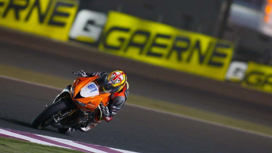 Luke Stapleford, Profile Racing, Losail FP2