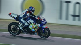 Kyle Smith, Gemar Team Lorini, Losail FP2
