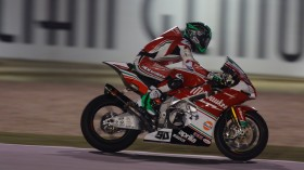 Eugene Laverty Leandro Mercado, Losail FP2