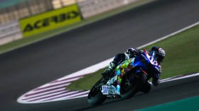 Kyle Smith, Gemar Team Lorini, Losail SP2