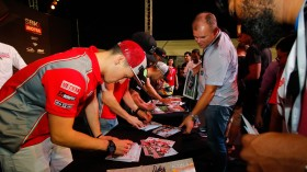 WorldSBK, Autograph Session Losail