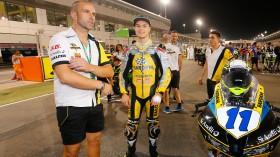Christian Gamarino, BARDAHL EVAN BROS. Honda Racing, Losail RAC