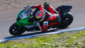 Leandro Mercado, Orelac Racing VerdNatura	, Jerez Test day 2