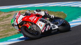 Eugene Laverty, Milwaukee Aprilia, Jerez Test day 2