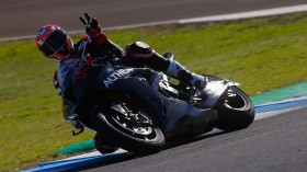Loris Baz, Althea BMW Racing Team, Jerez Test day 2