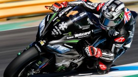 Jonathan Rea, Kawasaki Racing Team, Jerez Test day1