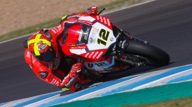 Xavi Fores, BARNI Racing Team, Jerez Test day 3