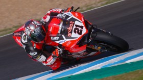 Michael Ruben Rinaldi, Aruba.it Racing - Ducati, Jerez Test day 3