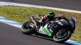 Jonathan Rea, Kawasaki Racing Team, Jerez Test day 3