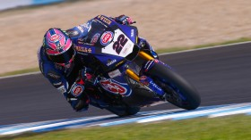 Alex Lowes, PATA Yamaha Official WorldSBK Team, Jerez Test day 3